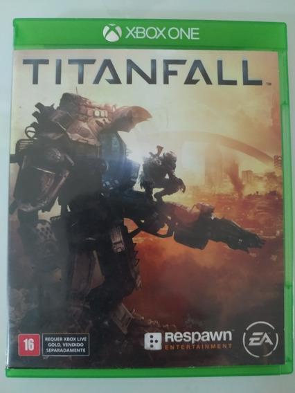 Titan Fall Xbox One Original Física Requer Xbox Live Gold