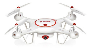 Drone Syma Cuadricoptero Camara Hd Control Giro 360 X5 Uc