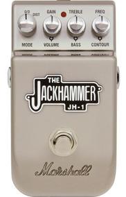 Pedal Marshall Jackhammer - Jh-1 - Envio Em 24 Horas
