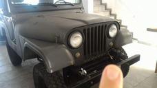 Jeep Willys Cj5 4cc Ohc