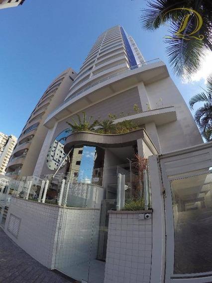 Apartamento De 2 Quartos Com 2 Vagas À Venda Em Praia Grande, Lazer Completo E Churrasqueira Na Sacada!!! - Ap3005