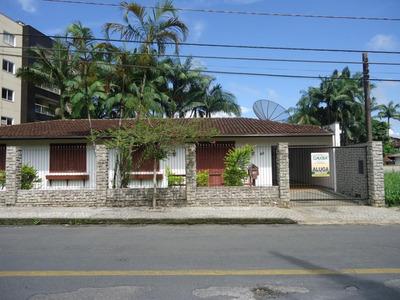 Casa No Costa E Silva Com 3 Quartos Para Locação, 180 M² - 7502