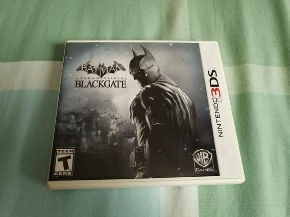 Batman Arkham Oringins: Blackgate - Nintendo 3ds