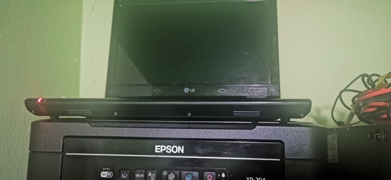 Combo : Notebook LG Mais Impressora Epson