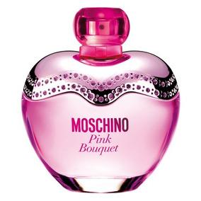 Perfume Moschino Pink Bouquet Feminino
