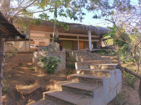 Casas En Venta En Mazunte