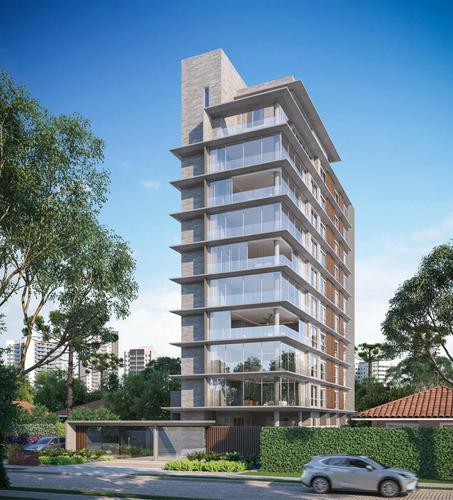 Imagem 1 de 7 de Apartamento À Venda, 4 Dormitórios, Sendo 4 Suítes, 372 M² De Área Útil, Bairro Bigorrilho - Pr - Ap0007_waldec