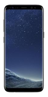 Samsung Galaxy S8 Dual SIM 64 GB Preto-meia-noite 4 GB RAM