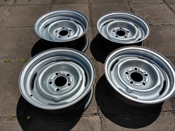 Rodas De Ferro Originais Maverick Gt - Jogo Com 4 Rodas
