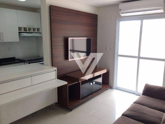 Apartamento Garden Para Alugar - Vila Jardini - Sorocaba/sp - Gd0003