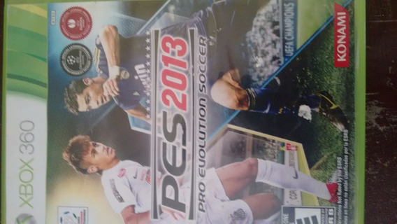 Jogo Xbox Pes 2013 Original