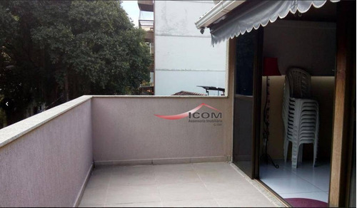 Casa À Venda, 200 M² Por R$ 1.380.000,00 - Botafogo - Rio De Janeiro/rj - Ca0297