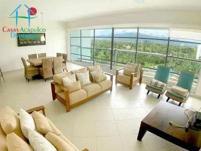 Cad Mayan View Mv1 602 Terraza Con Vista A Albercas
