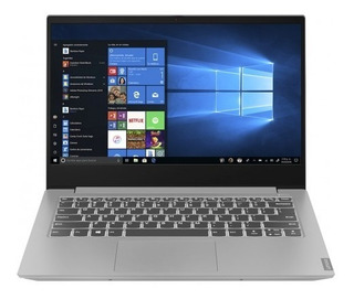 Laptop Lenovo Idea S340-14iwl Ci7-8565u 8gb 1tb 128gb Ssd /v