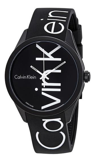 Reloj Calvin Klein K5e51tbz Digital Nuevo Original Suizo