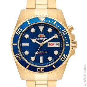 Relógio Orient Masculino 469gp066 D1kx Automático + Nfe