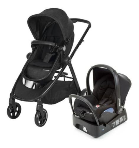 Carrinho De Bebê Travel System Anna Nomad  Trio - Maxi-cosi