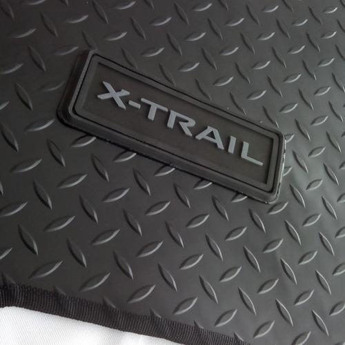 Tapete Cajuela Nissan Xtrail 14-19 Uso Rudo Con Envio Gratis