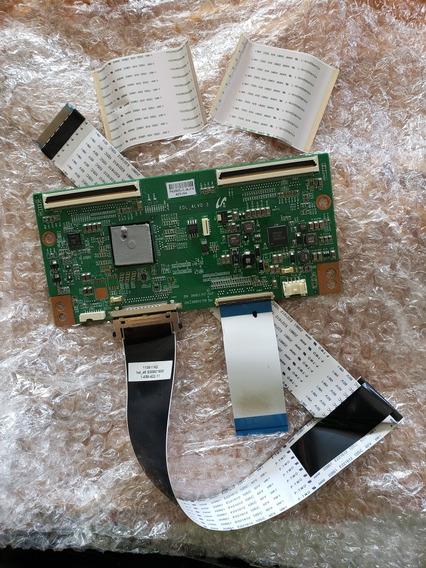 Placa Tcom Kdl-46ex725 Sony C/ 4 Flats Testada E Aprovada