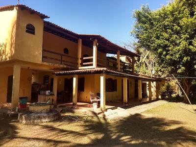 Rural Para Venda, 7 Dormitórios, Maravilha - Paty Do Alferes - 2694