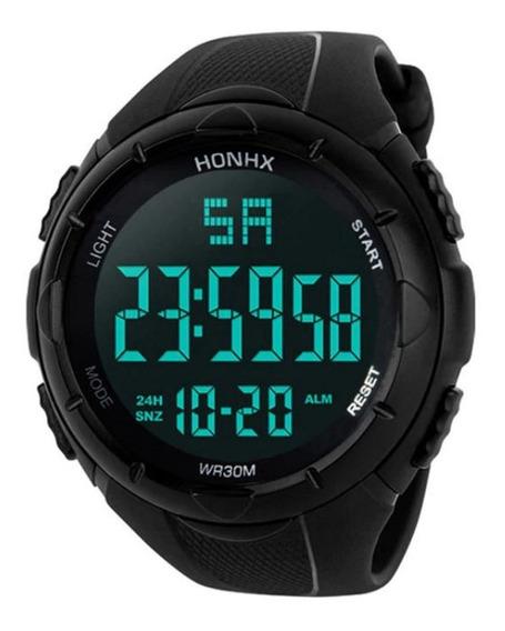 Relógio Original Honhx Digital Exército