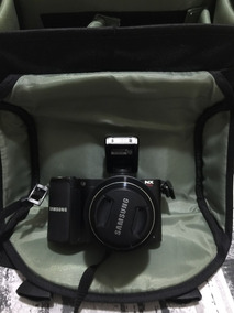 Camera Digital Samsung Nx200 20.3mp