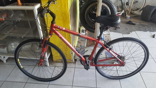 Bicicleta Hibrida Urbana Diamondback Aluminio