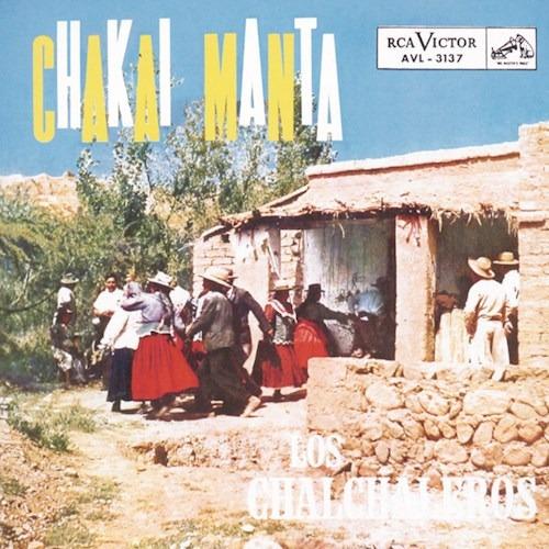 Chakai Manta - Los Chalchaleros (cd)