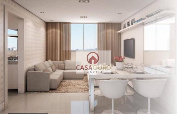 Apartamento 2 Quartos A Venda No Funcionários, Belo Horizonte - Mg. - Ap0877