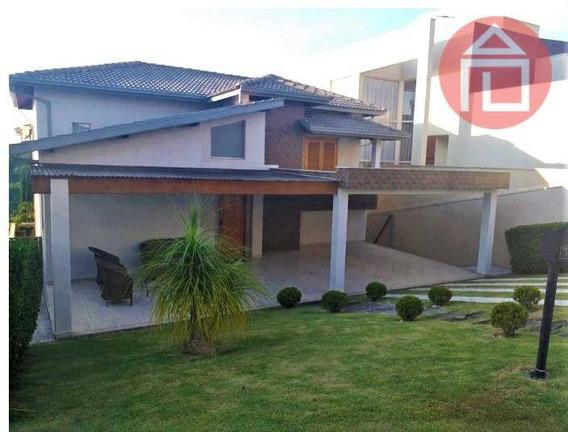 Casa Com 4 Dormitórios À Venda, 400 M² Por R$ 1.800.000,00 - Residencial Colinas De São Francisco - Bragança Paulista/sp - Ca2537