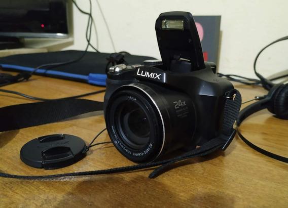 Câmera Panasonic Lumix Dmc Lz20