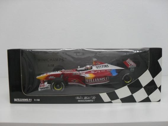 Williams Fw21 - Alessandro Zanardi - 1999 - Minichamps 1/18