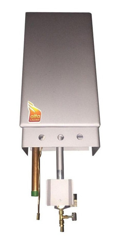 Gerador A Gás Sauna Em Aço Glp Alta Pressão Até 10m³
