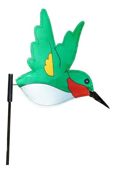 Cata Vento Pássaro Animais Decoração Jardim Sino Dos Ventos