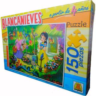 Puzzle Blancanieves X150pzs 047