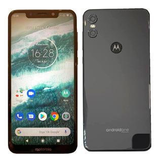 Celular Smartphone Motorola Moto One 64gb 4gb Ram Seminovo