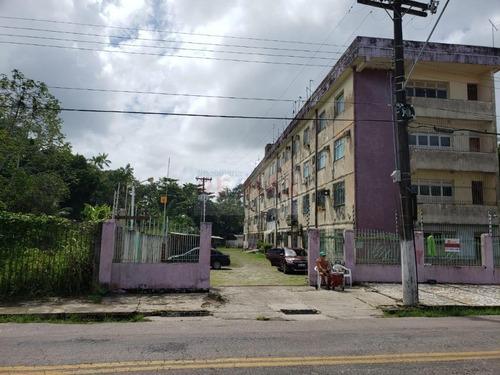 Imagem 1 de 15 de Apartamento Com 1 Dormitório, 55 M² - Mosqueiro - Belém/pa - Ap0670