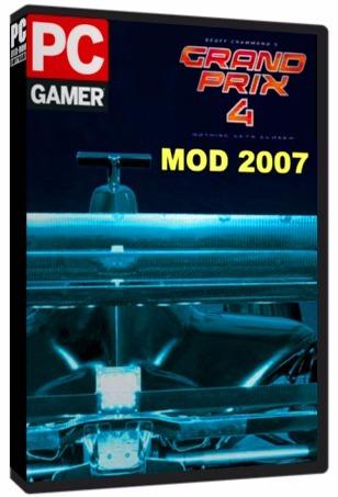 Grand Prix 4 (temporada 2007) - Pc Dvd - Frete 8 Reais
