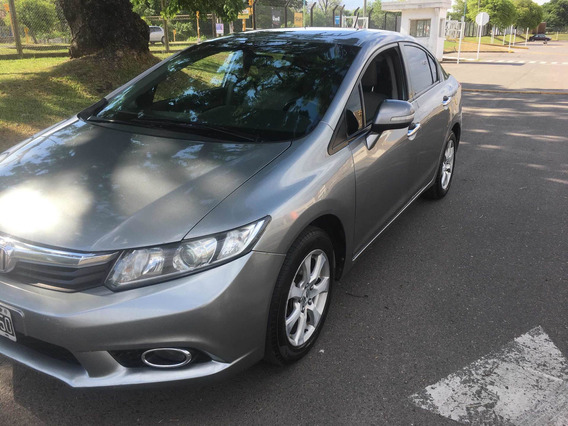 Honda Civic 1.8 Exs At 140cv 2012