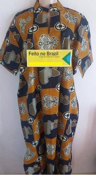 Tunica/vestido Africano/senegales Africa