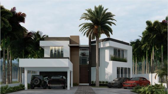 Hermosa Casa Con Vista Al Lago En Lagos Del Sol