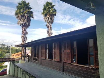 Casa Térrea Alugar Por R$ 3.000/mês - Condomínio Country Club - Arujá/sp - Ca0699 - Ca0699