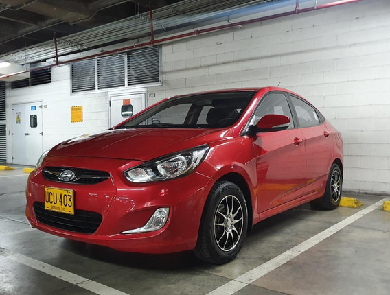 Hyundai Accent I25 1600cc Aa Gls
