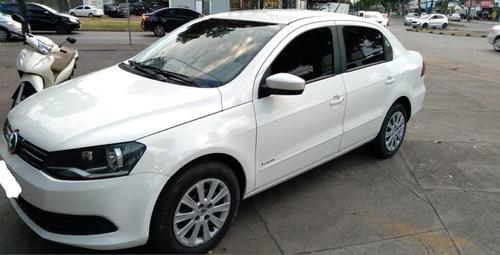 Volkswagen Voyage 2014 1.6 Msi Highline Total Flex 4p