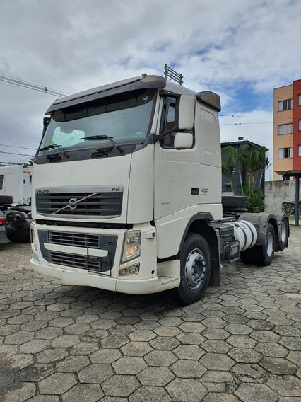 Volvo Fh 460 6x2 I-shift Canelinha 2013 / Financiamos