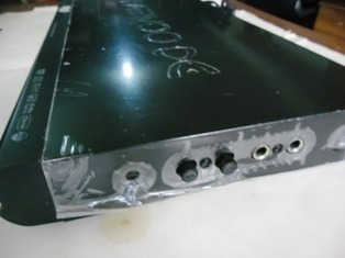 Daewood Dvd Player Ds-k430s Poco Uso(no Tiene Entrada Usb)