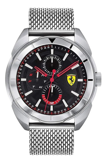 Lindíssimo Relógio Original Scuderia Ferrari 45mm