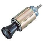 Encendedor Para Carro Universal 12v Auto Shunter Lighter