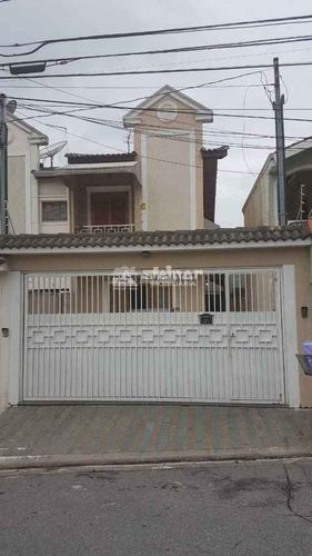 Imagem 1 de 30 de Venda Sobrado 3 Dormitórios Vila Endres Guarulhos R$ 650.000,00 - 35553v
