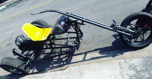 Imagem 1 de 5 de Triciclo E Moto Artesanal Fabricamos Sob Encomenda.